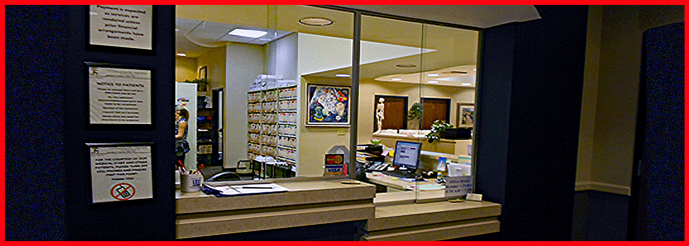 Reception Area Clearwater Florida