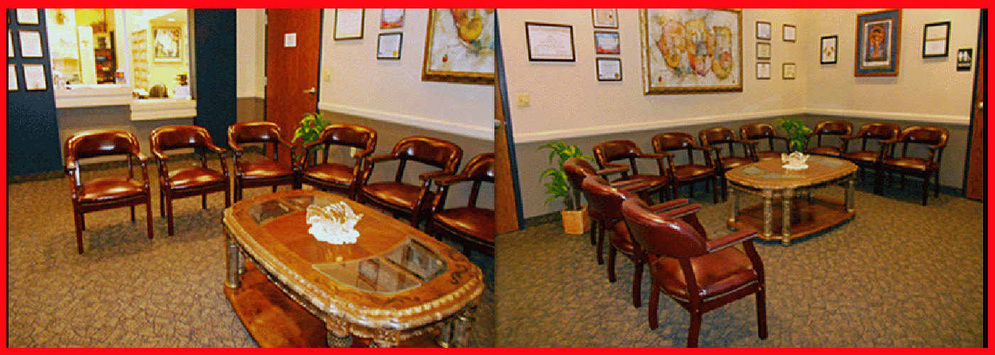 patient waiting room clearwater florida